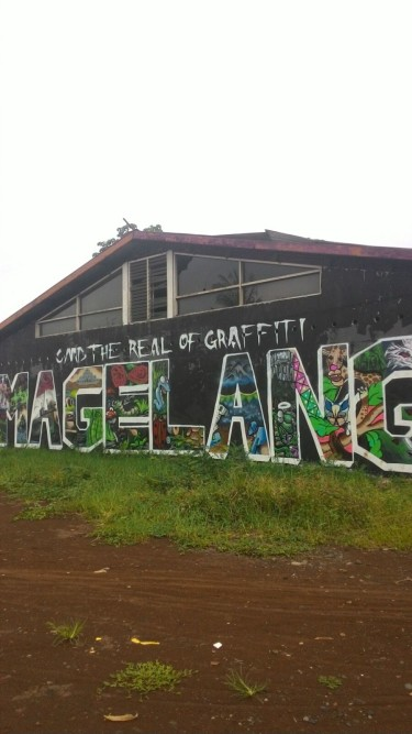 Real Graffiti - Magelang