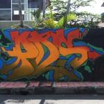 bali graffiti - pds